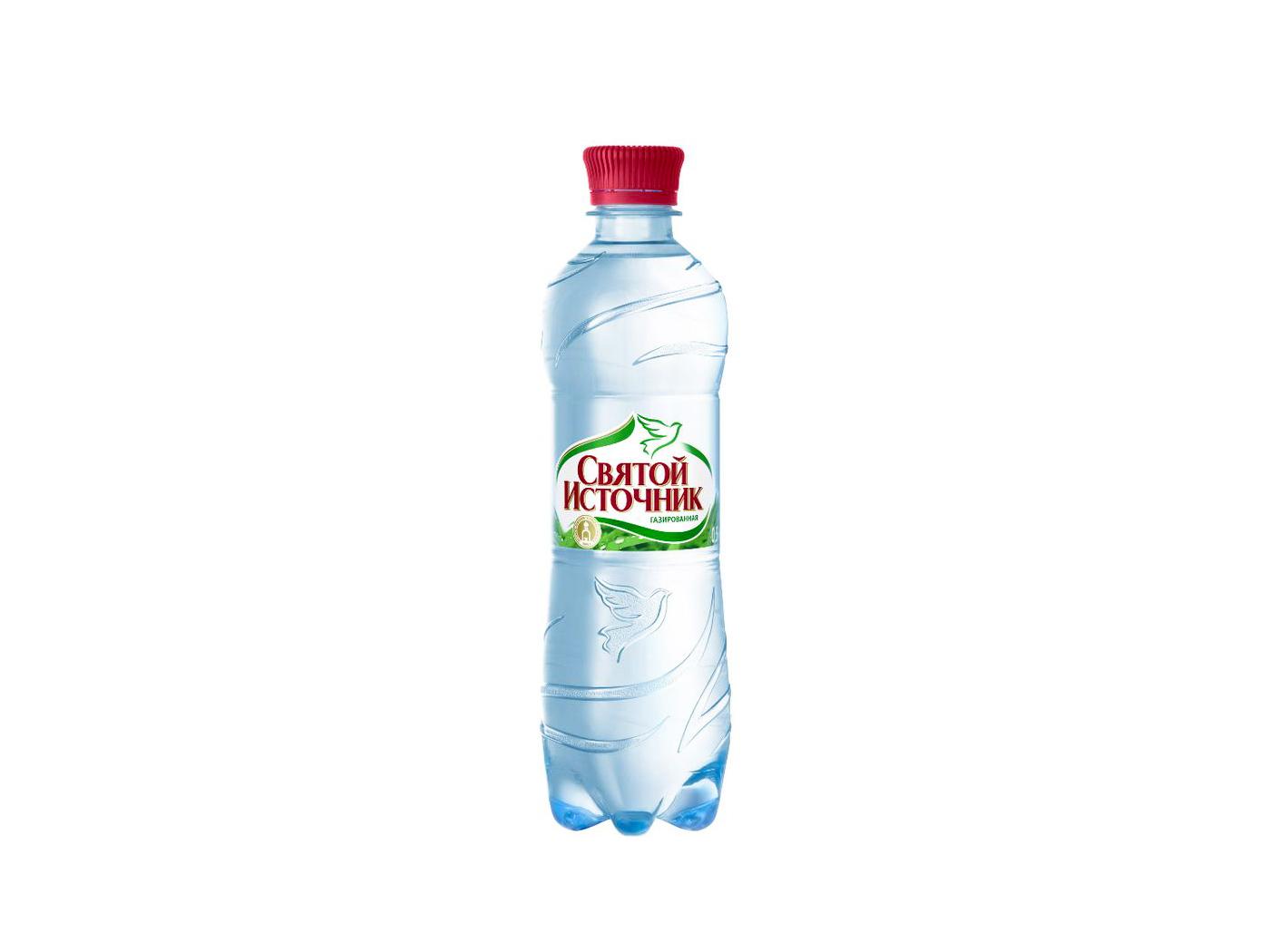 Минеральная вода Святой Источник