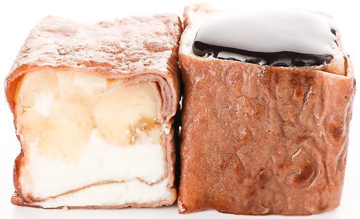 Десерт Шоколадный Ролл