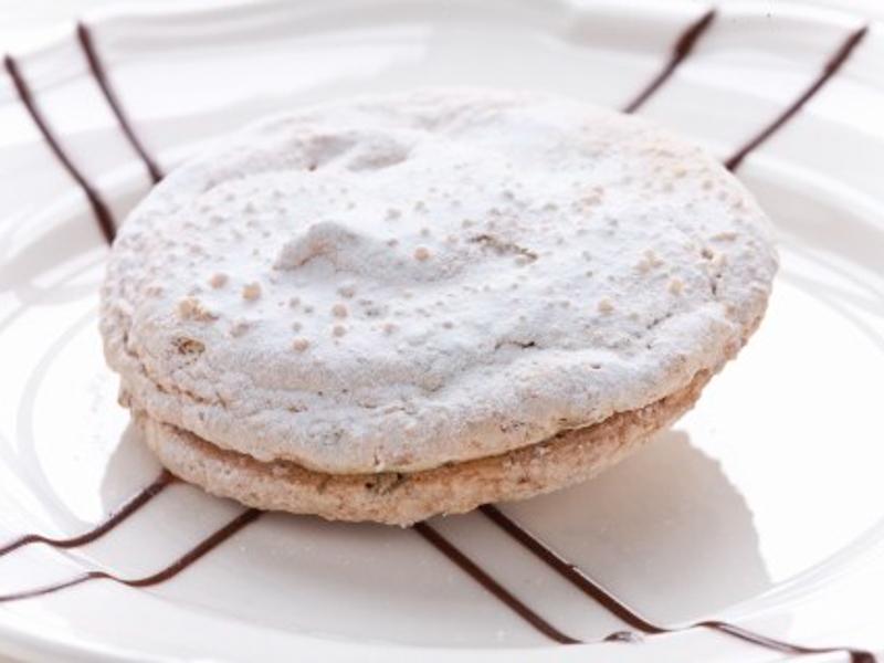 Печенье фисташковое