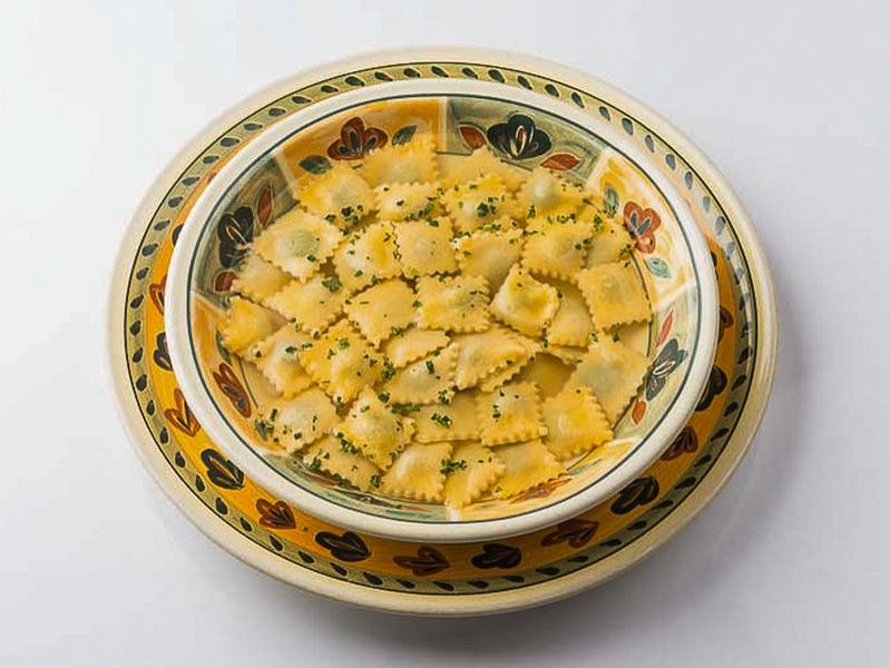 Суп Raviolini in brodo