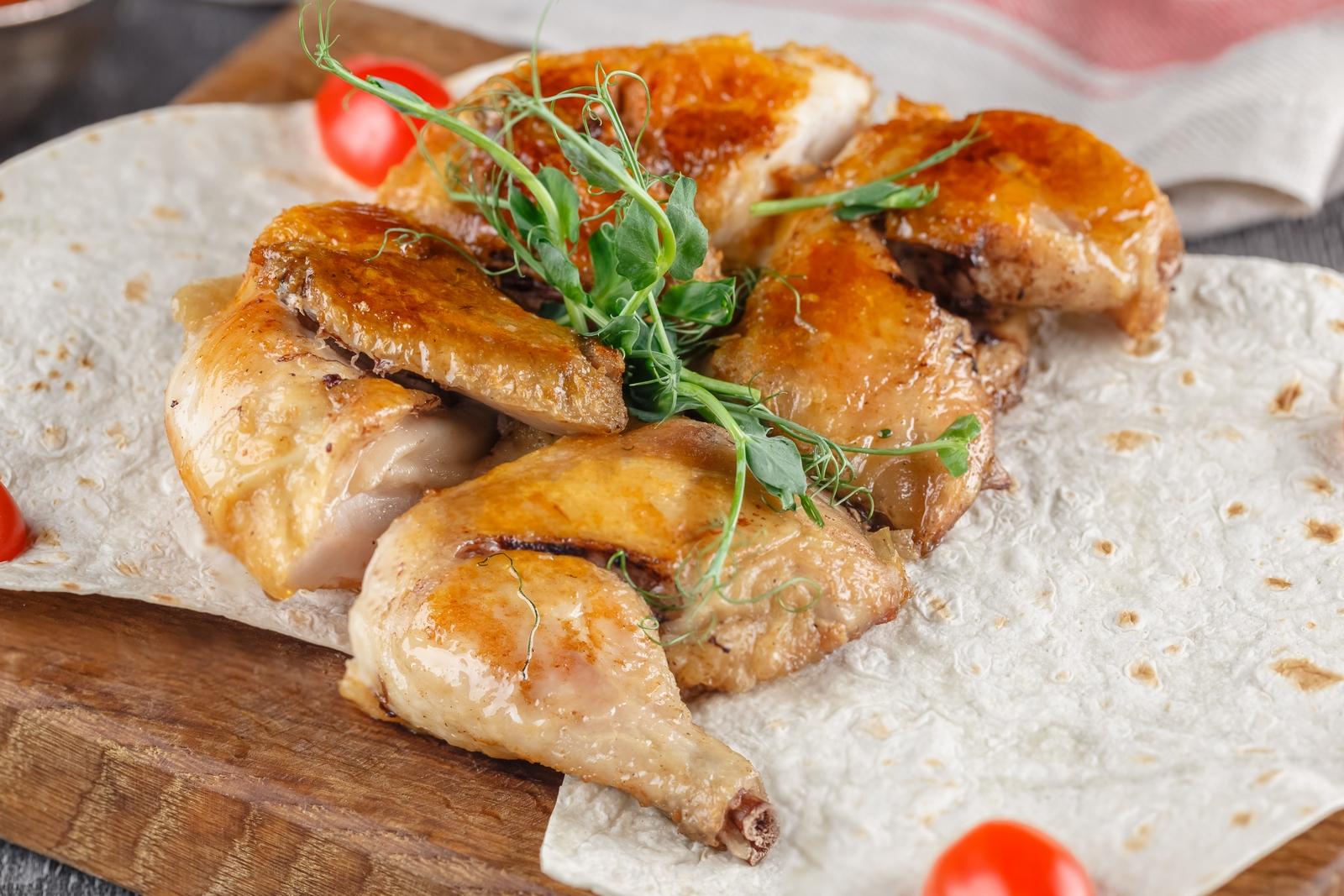 Цыплёнок тапака