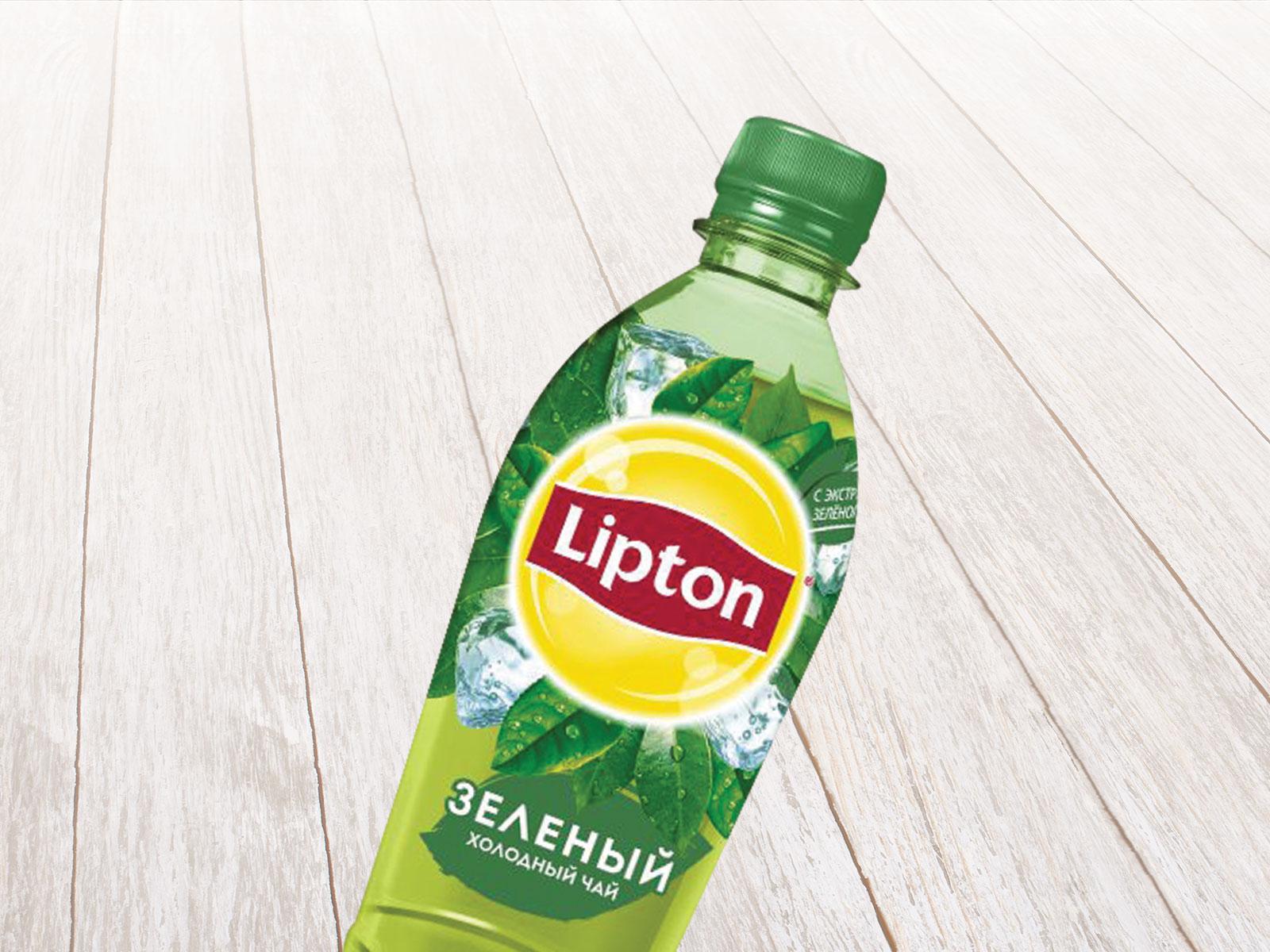 Липтон Айс Ти Зеленый чай