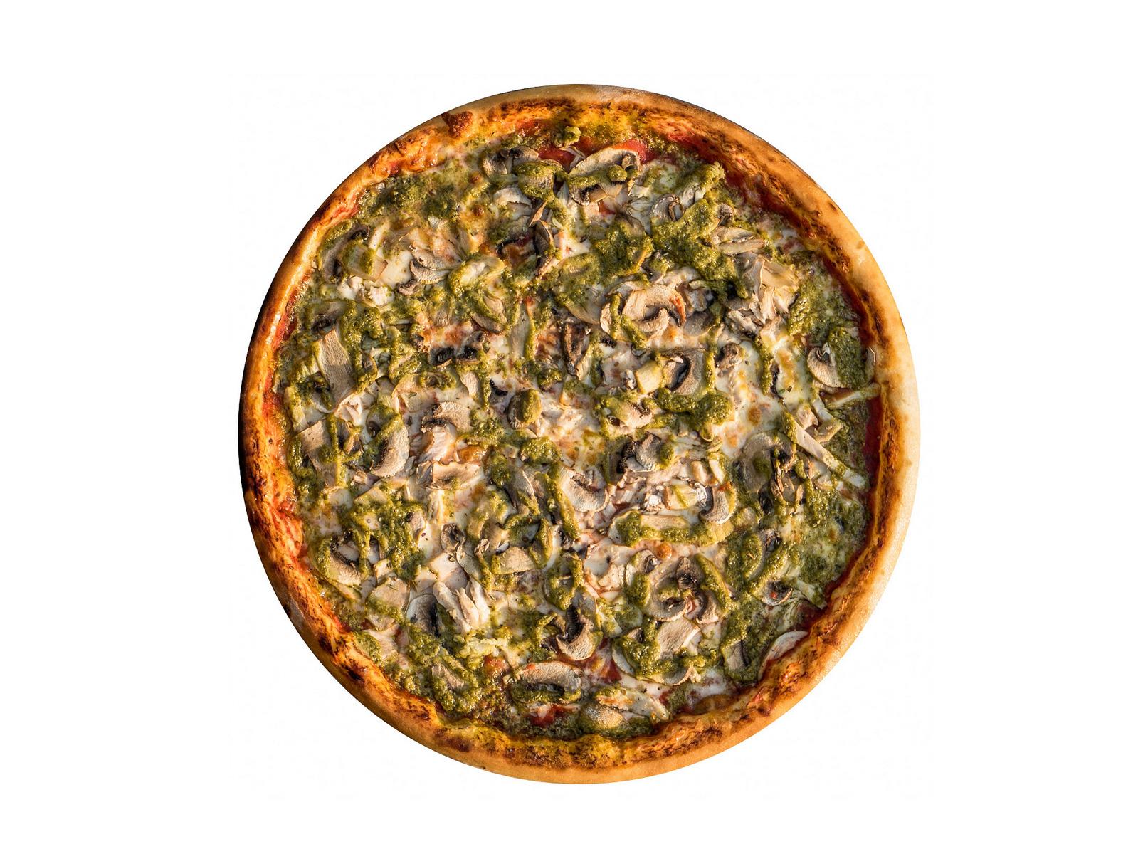 Пицца Полло Песто