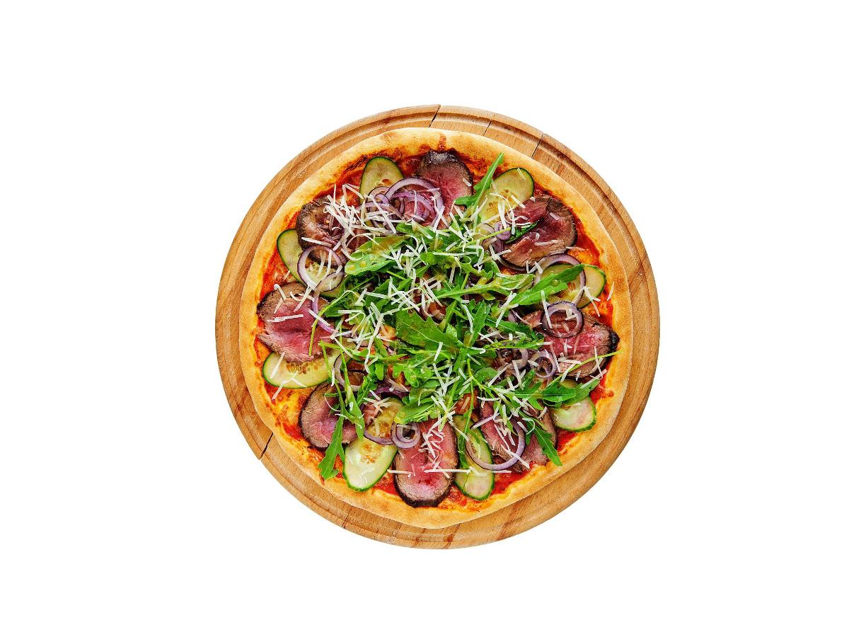 Пицца Манзо арросто