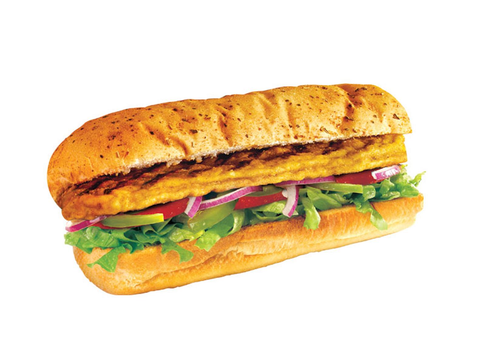 Сэндвич Мега Чикен Саб