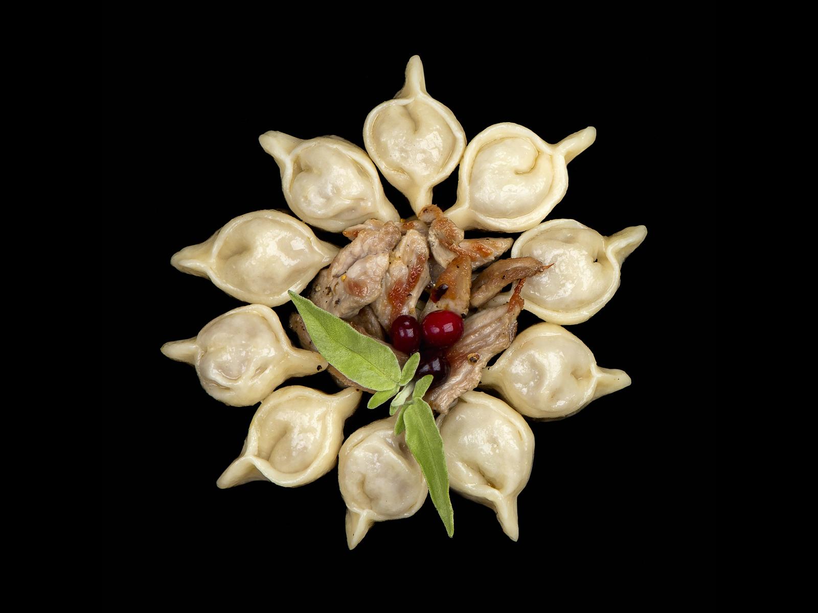 Пельмени ручной лепки ТуркПели с индейкой