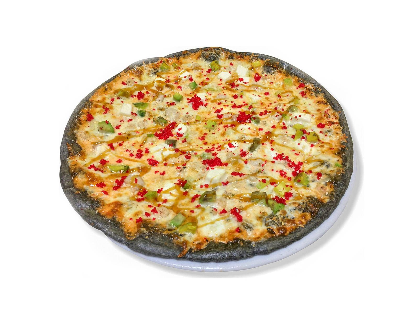 Пицца Черная королева