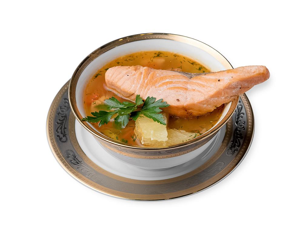 Суп Солянка рыбная