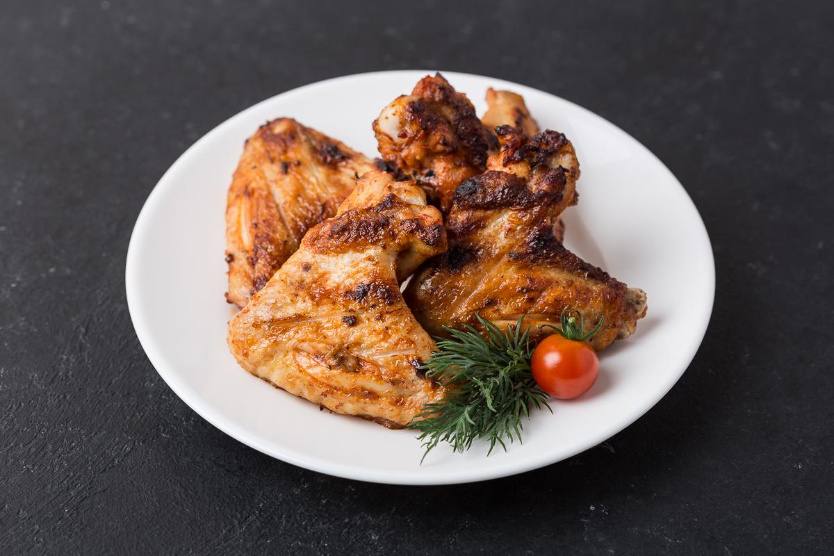 Крылья куриные запеченные