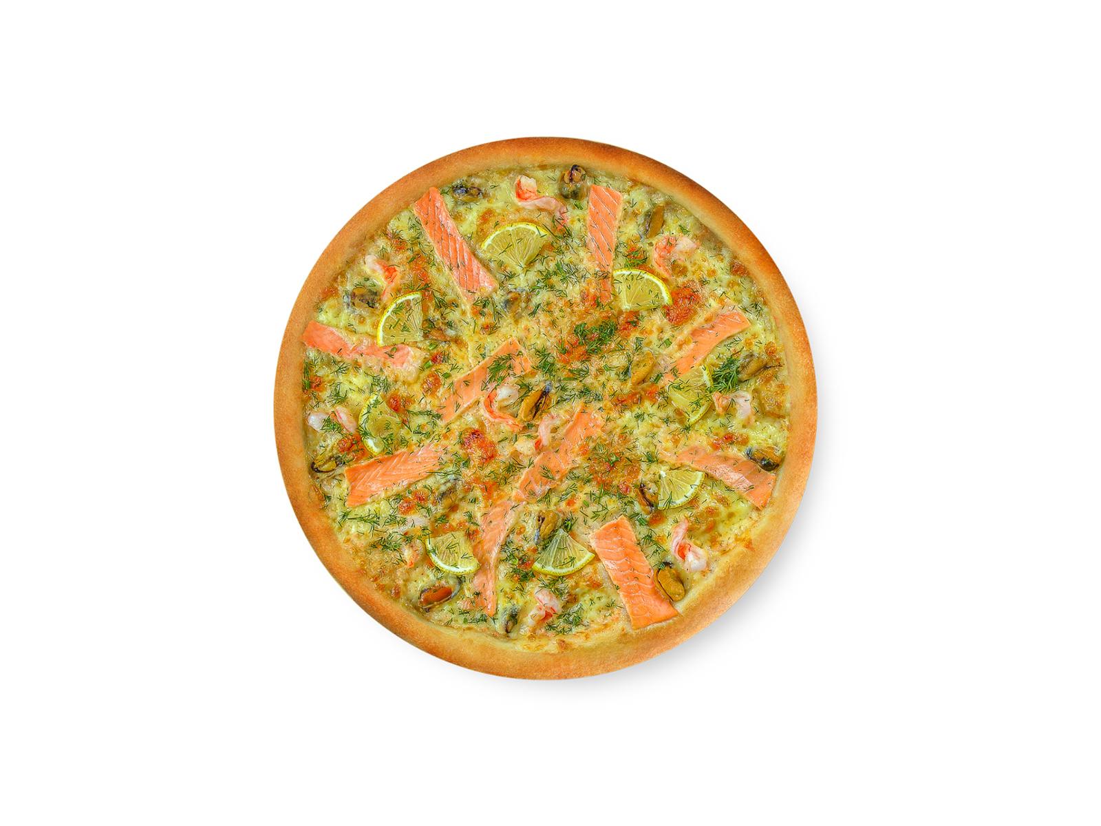 Пицца Император