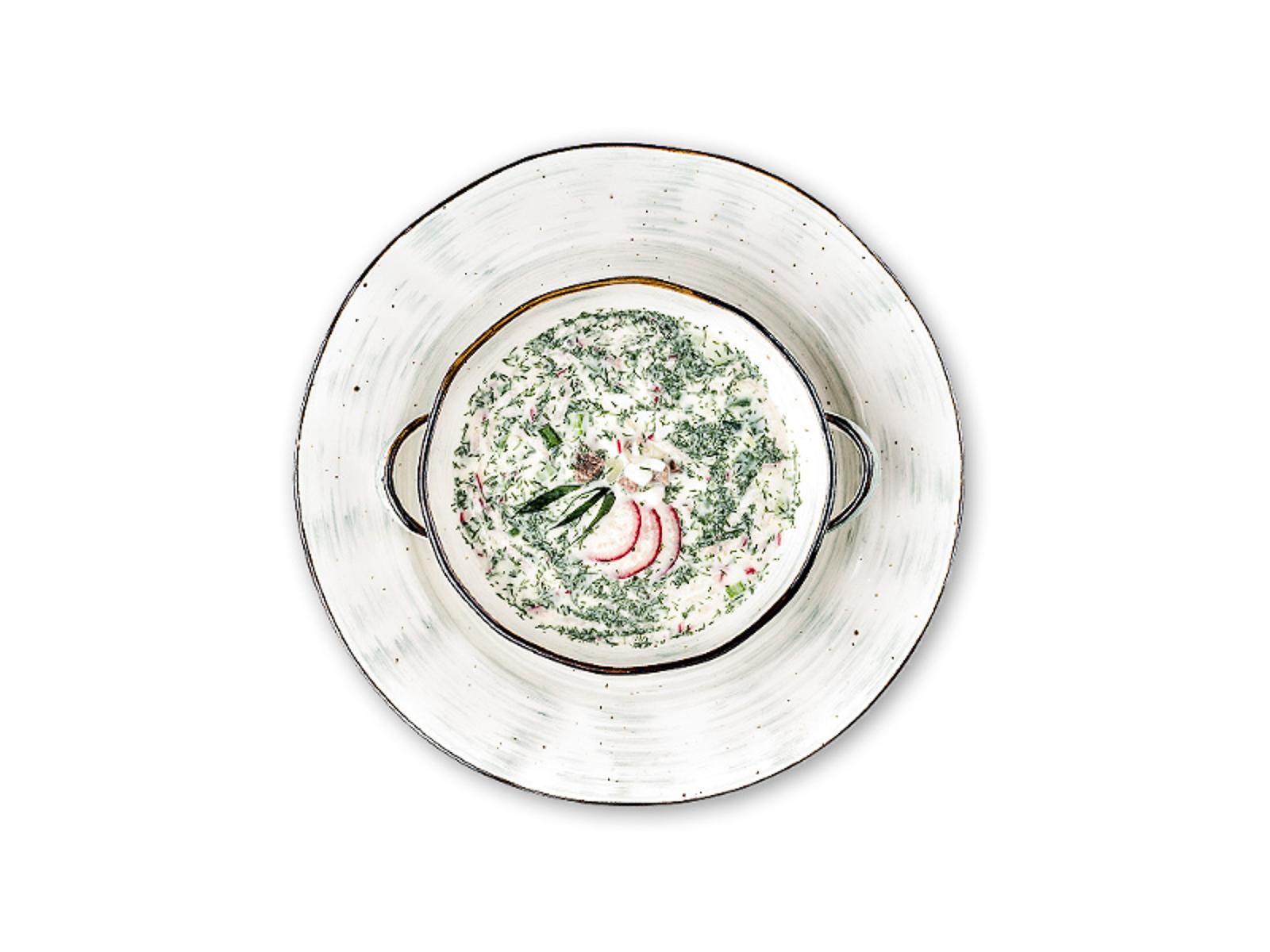Суп Окрошка