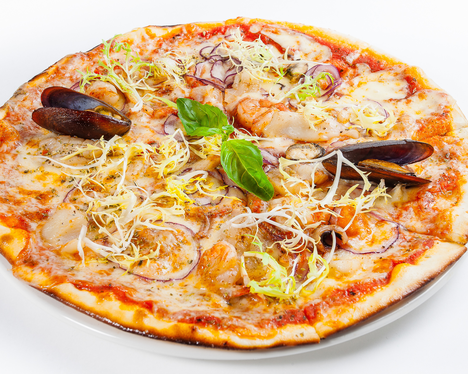 Пицца Адриатико