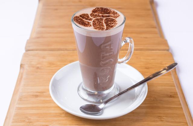 Фирменный какао Массимо