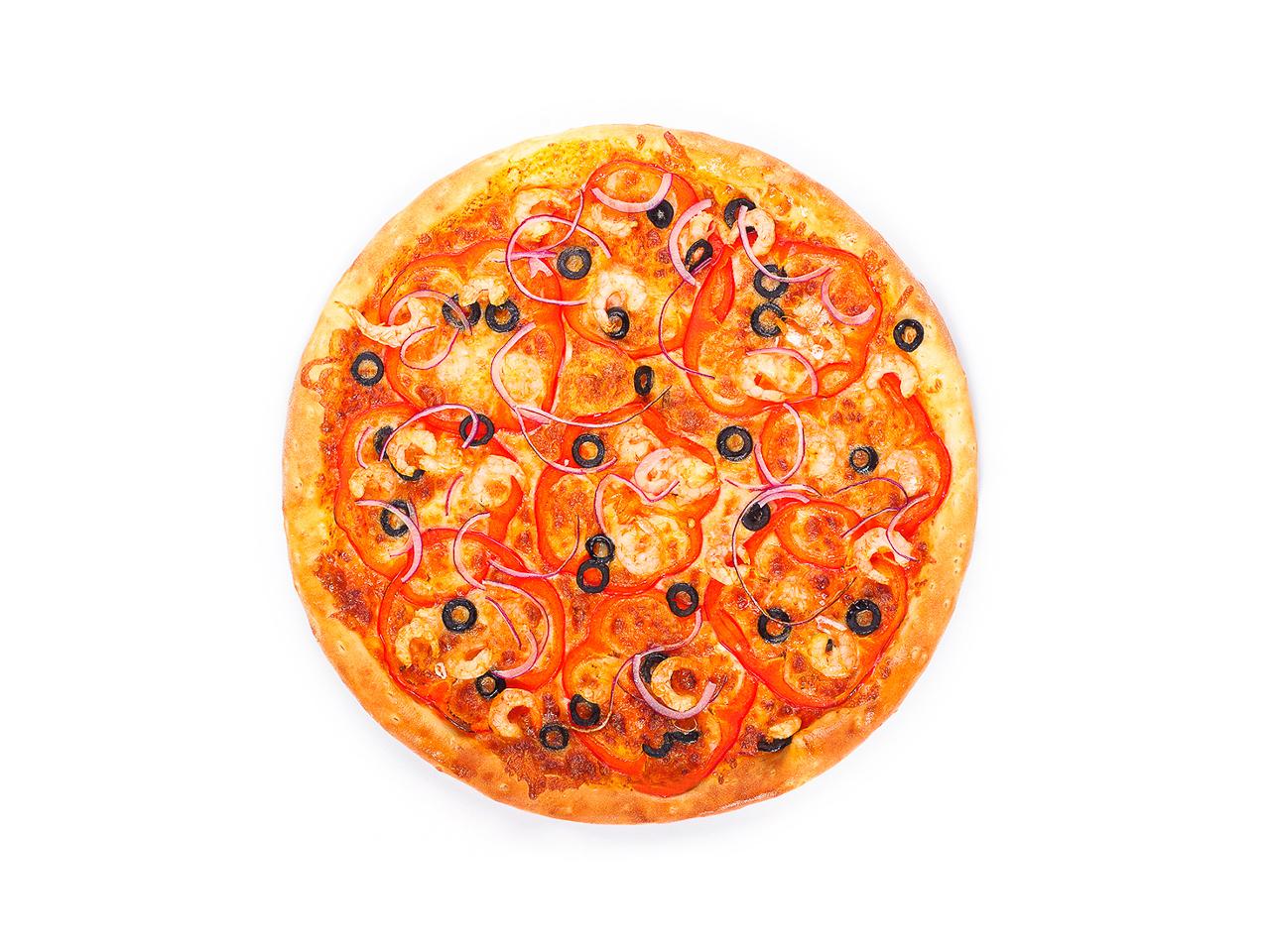 Пицца Морская новая