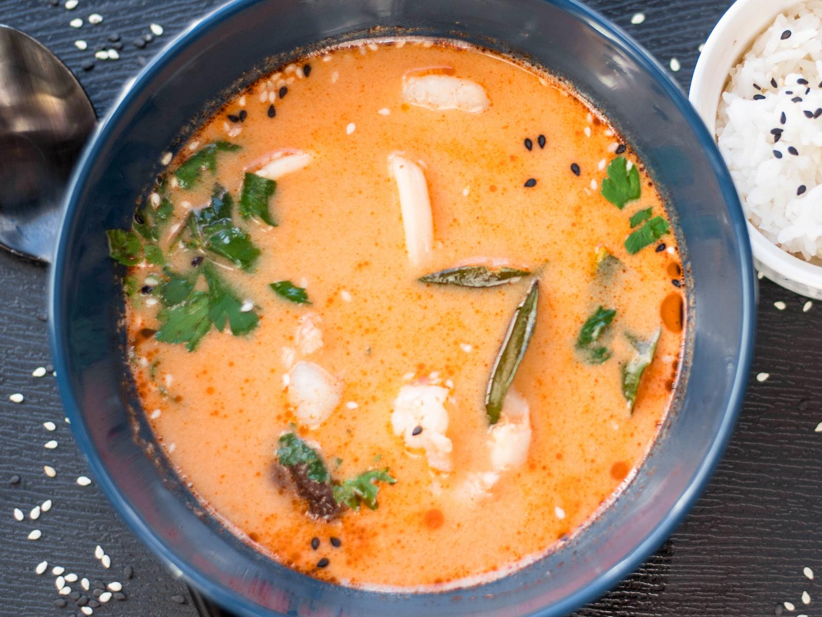Суп Томи Ями