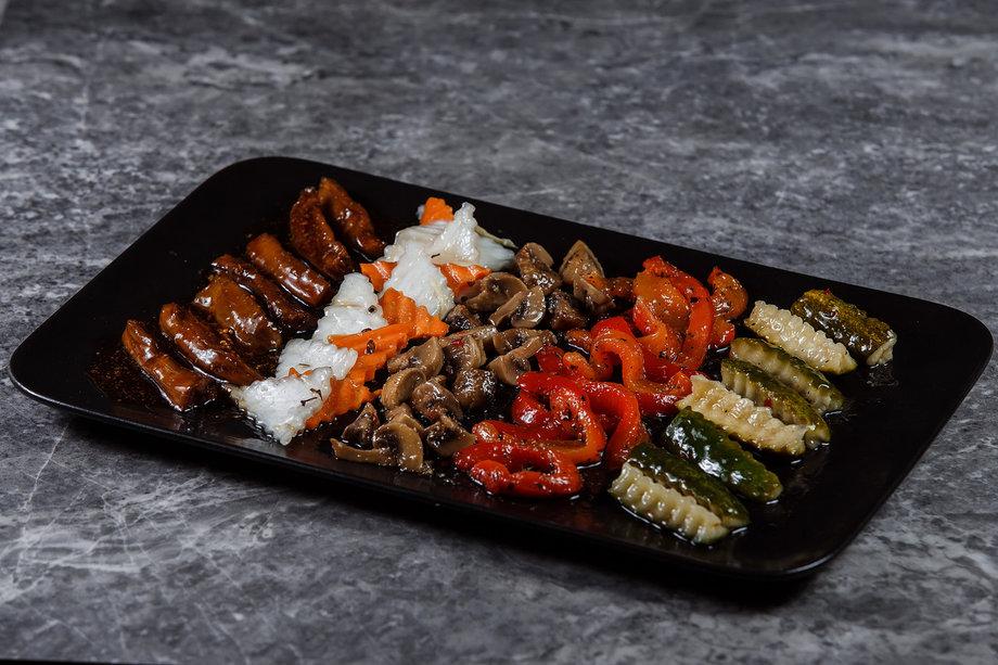 Овощи, маринованные по китайским традициям
