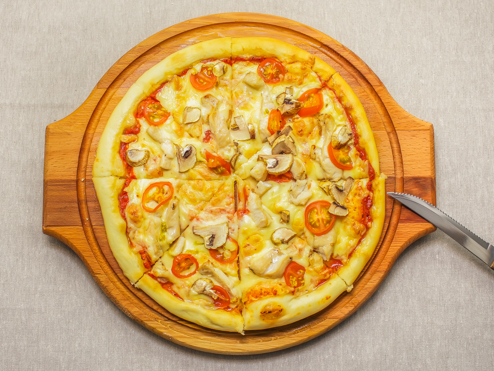 Пицца Фламинго