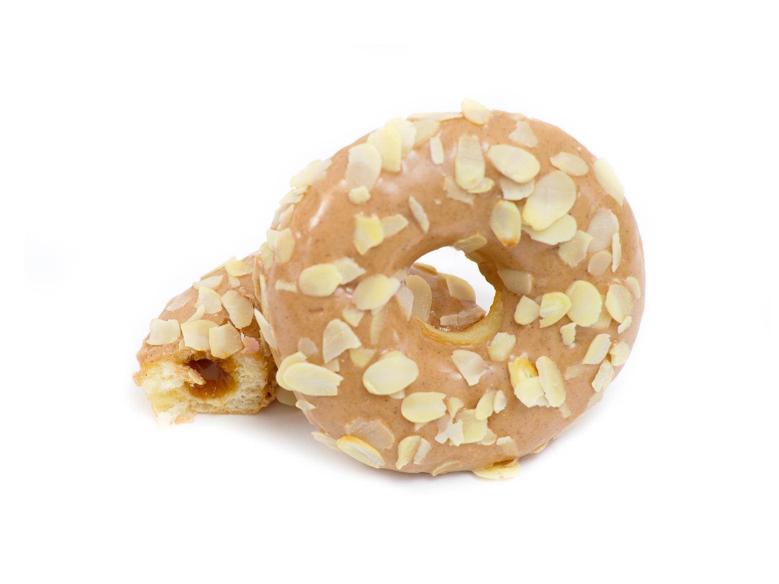 Пончик Карамельный