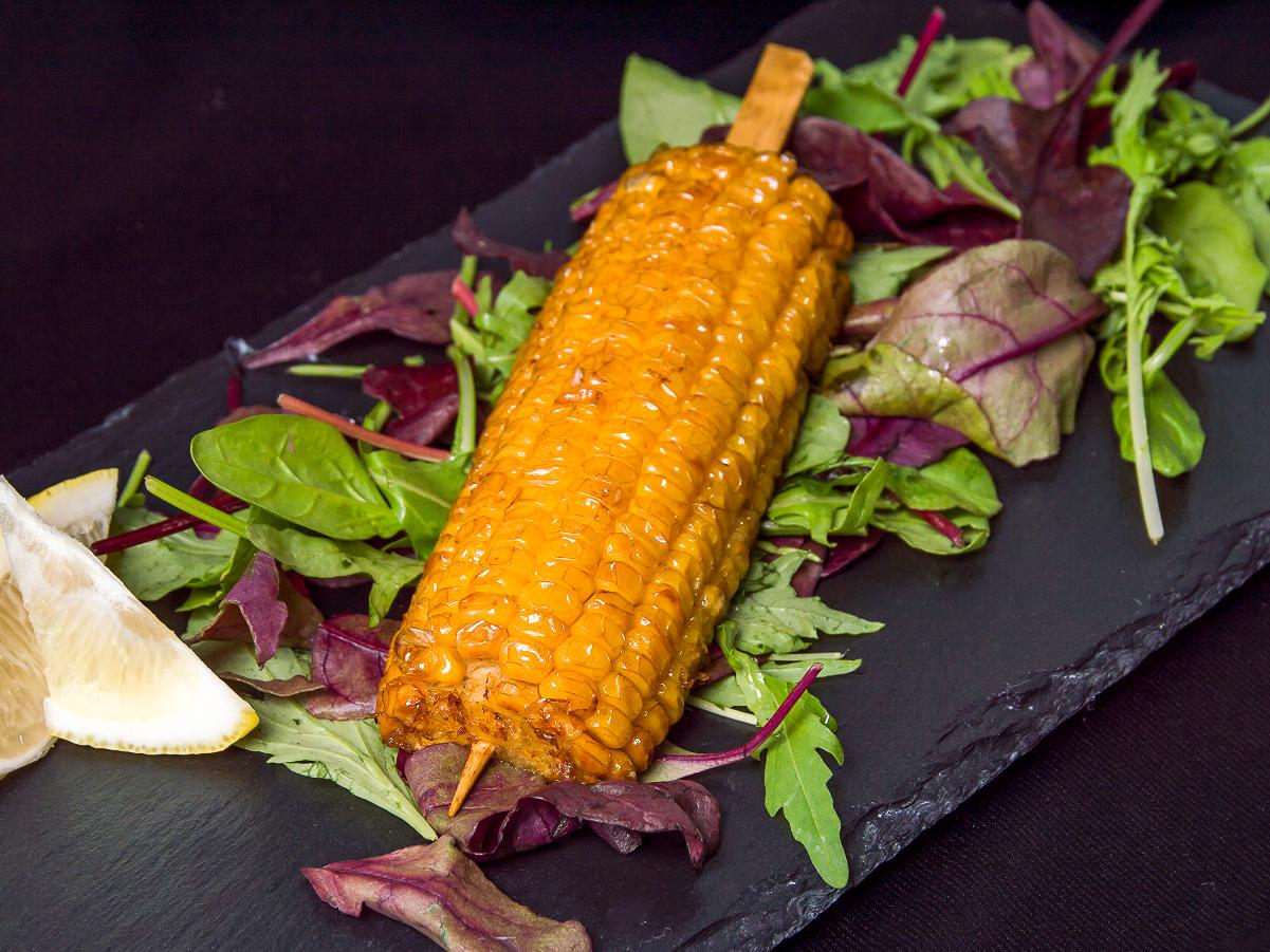 Шашлычки из кукурузы