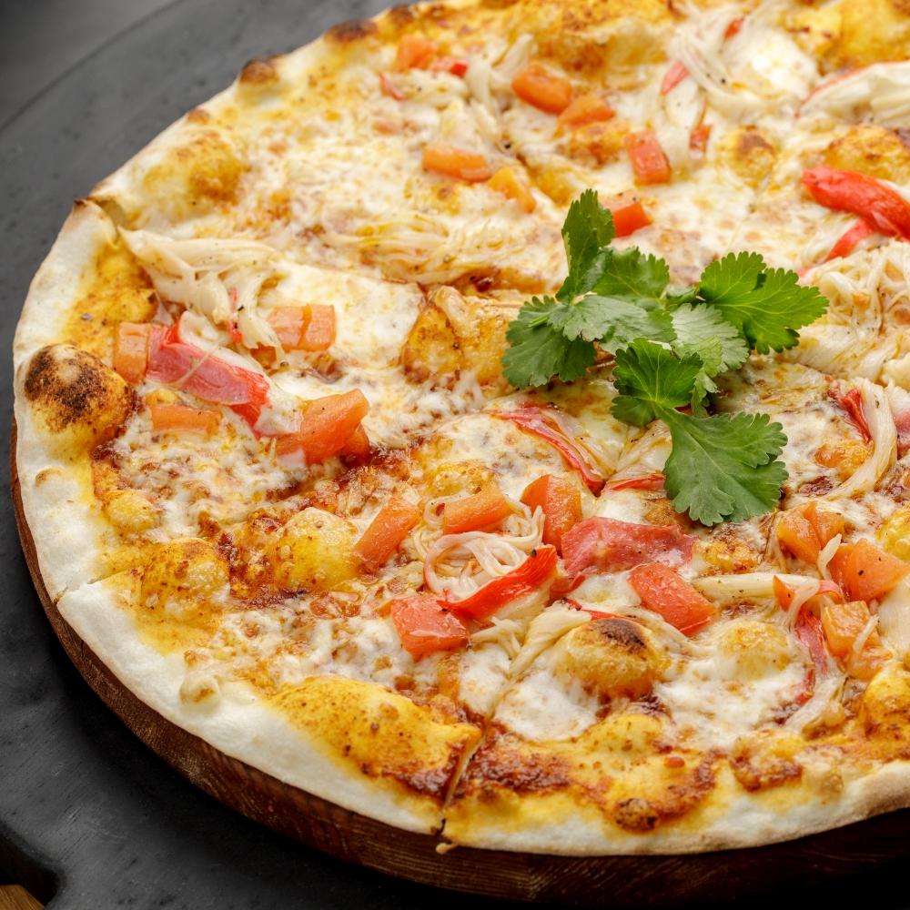 Пицца Чили краб