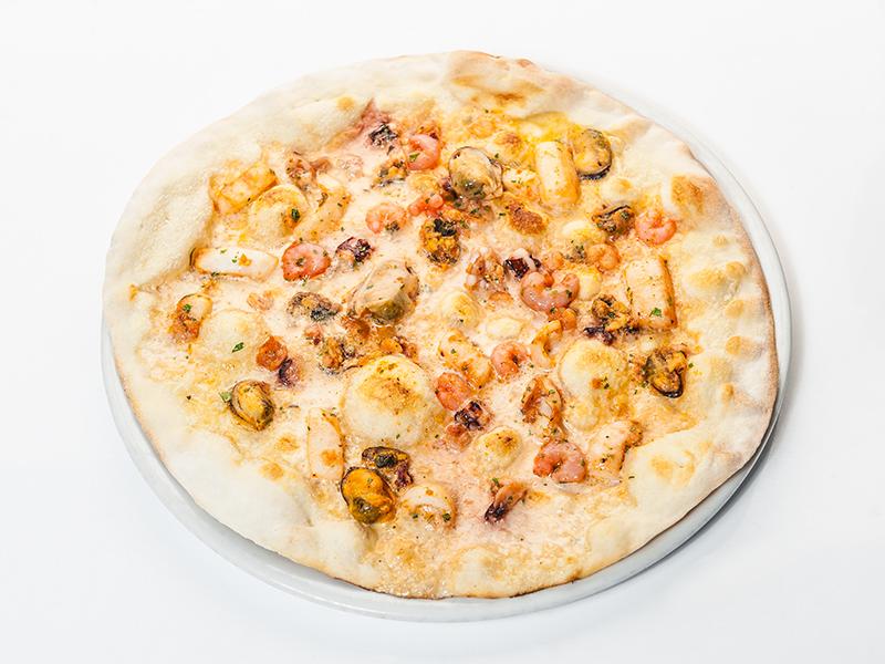 Пицца Mare bianca