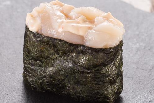 Спайс Хотате суши