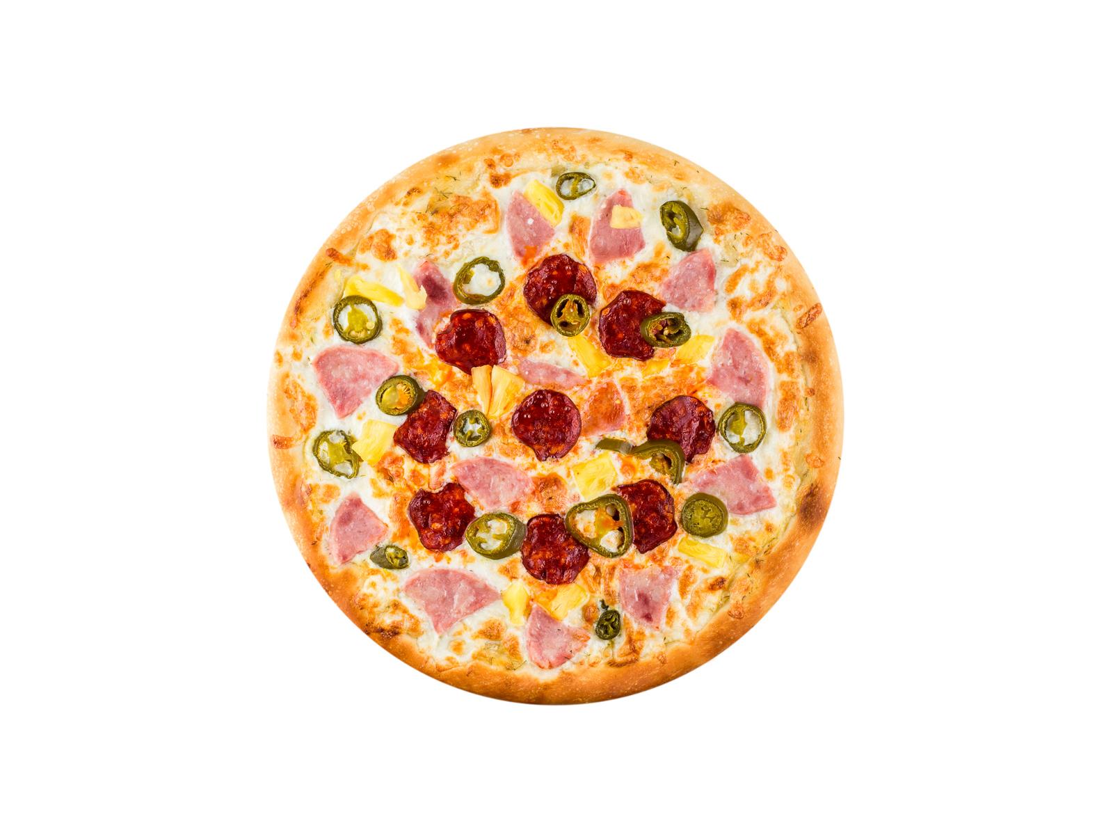 Пицца Зимняя
