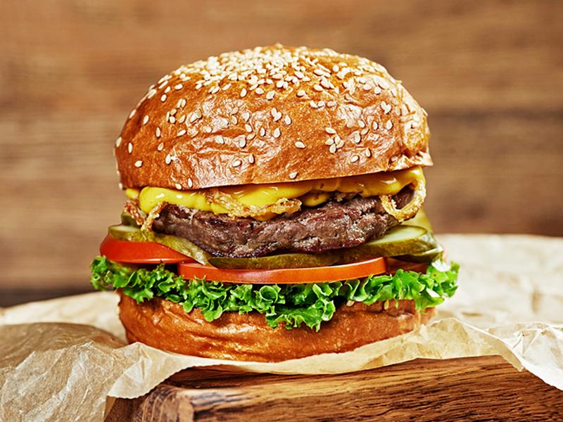 Бургер Дакота