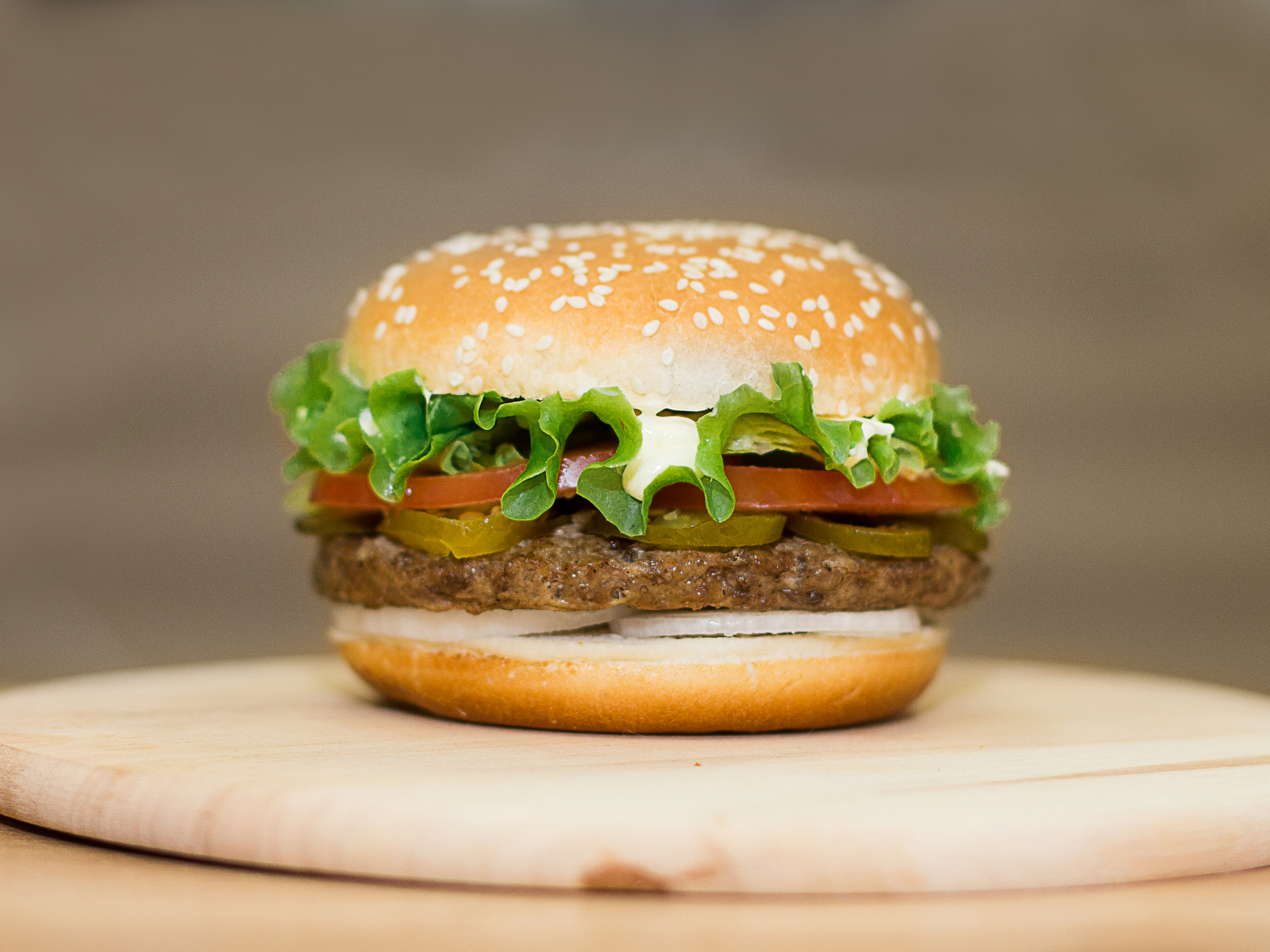 Чили бургер мясной