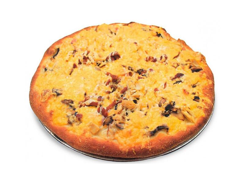 Пицца Грибной цыпленок