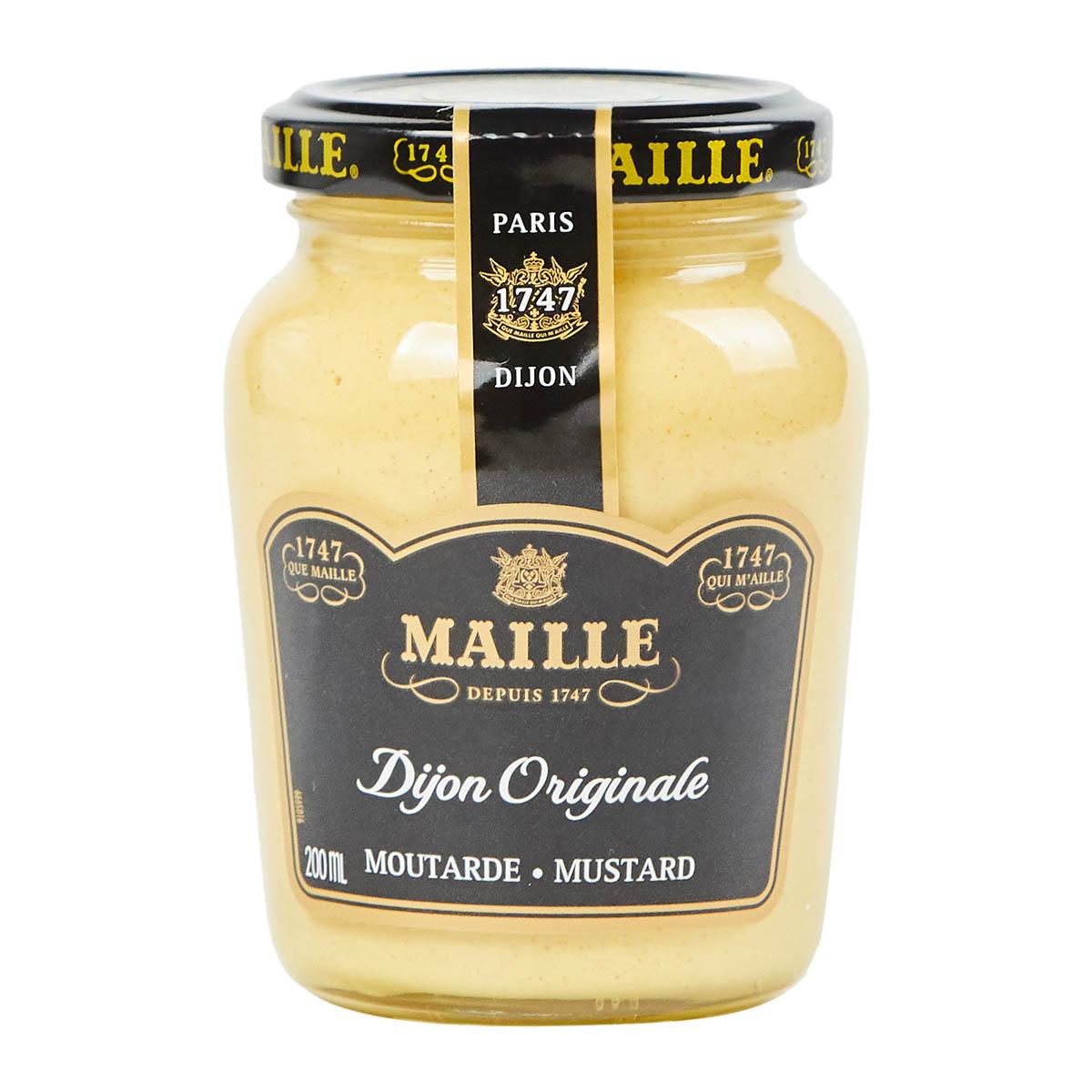Maille дижонская горчица