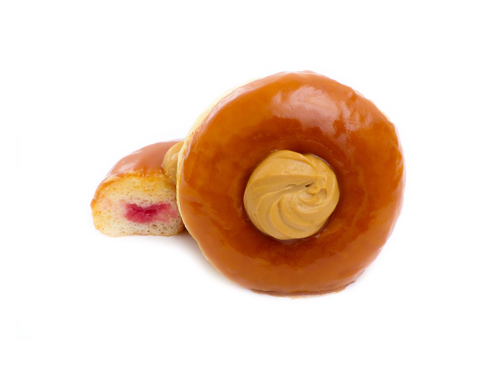 Пончик Нутти Донат