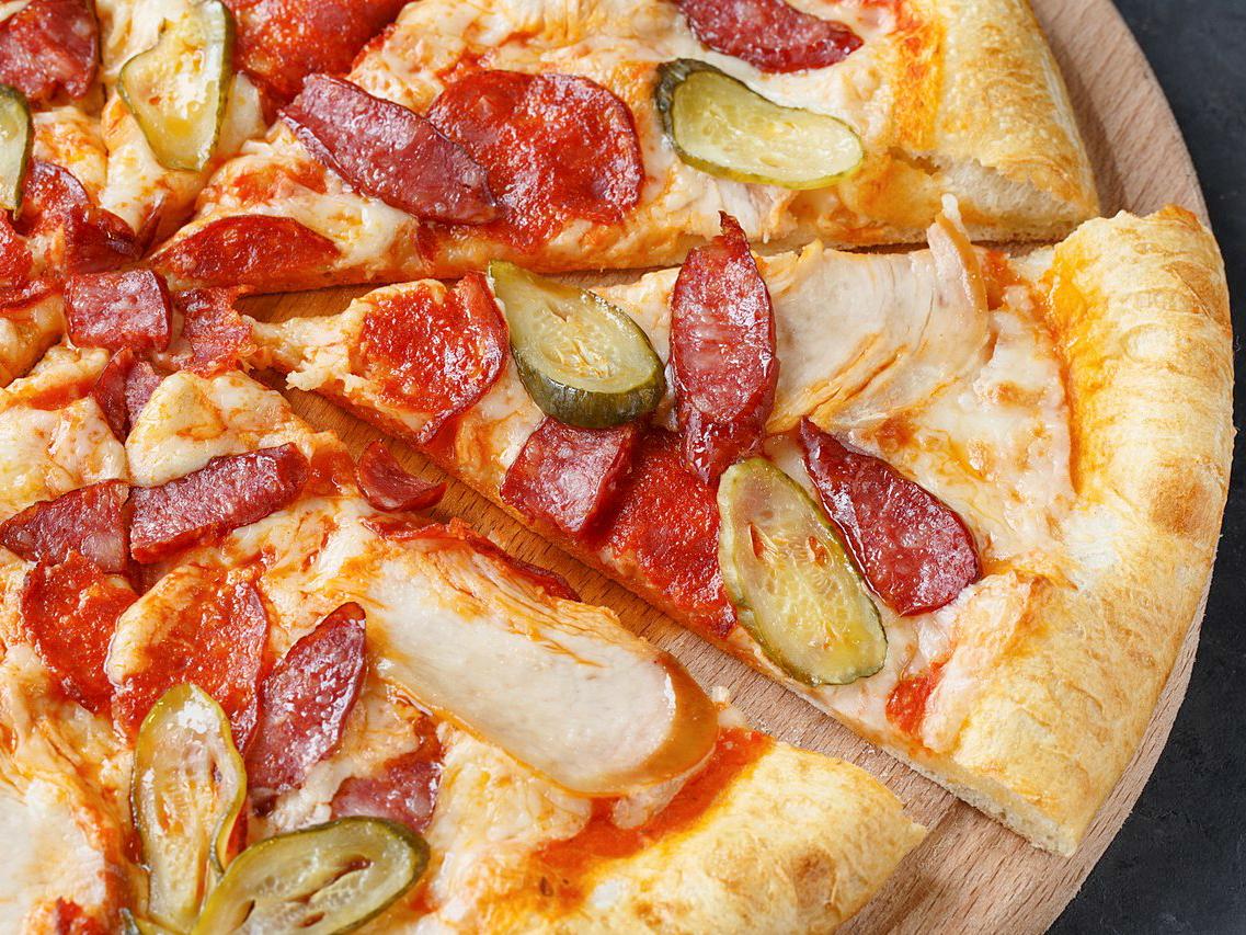Пицца Капричозе