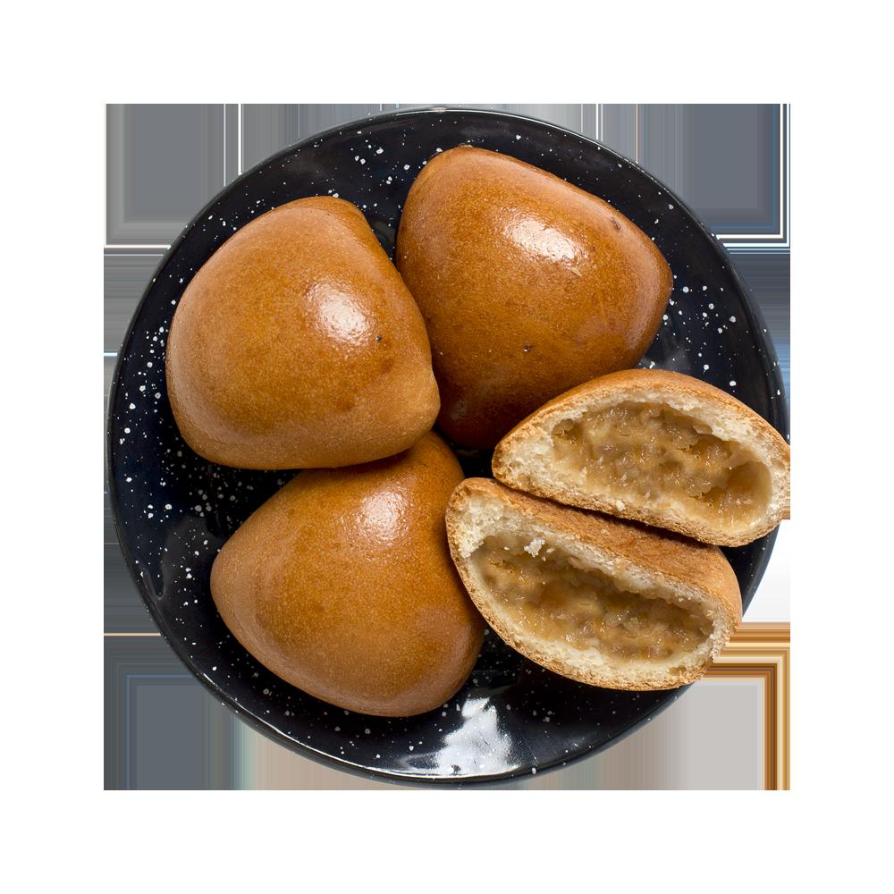 Пирожки домашние с яблоками от шеф-пекаря АВ