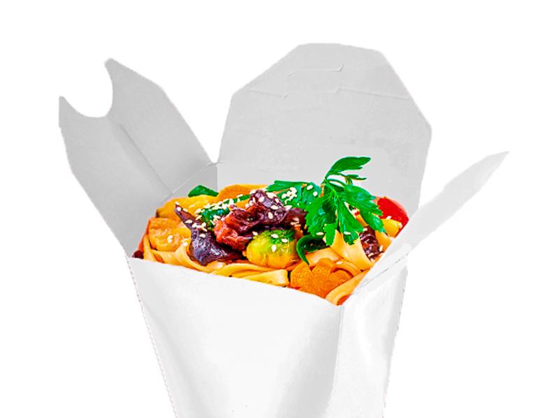 Овощи в устричном соусе