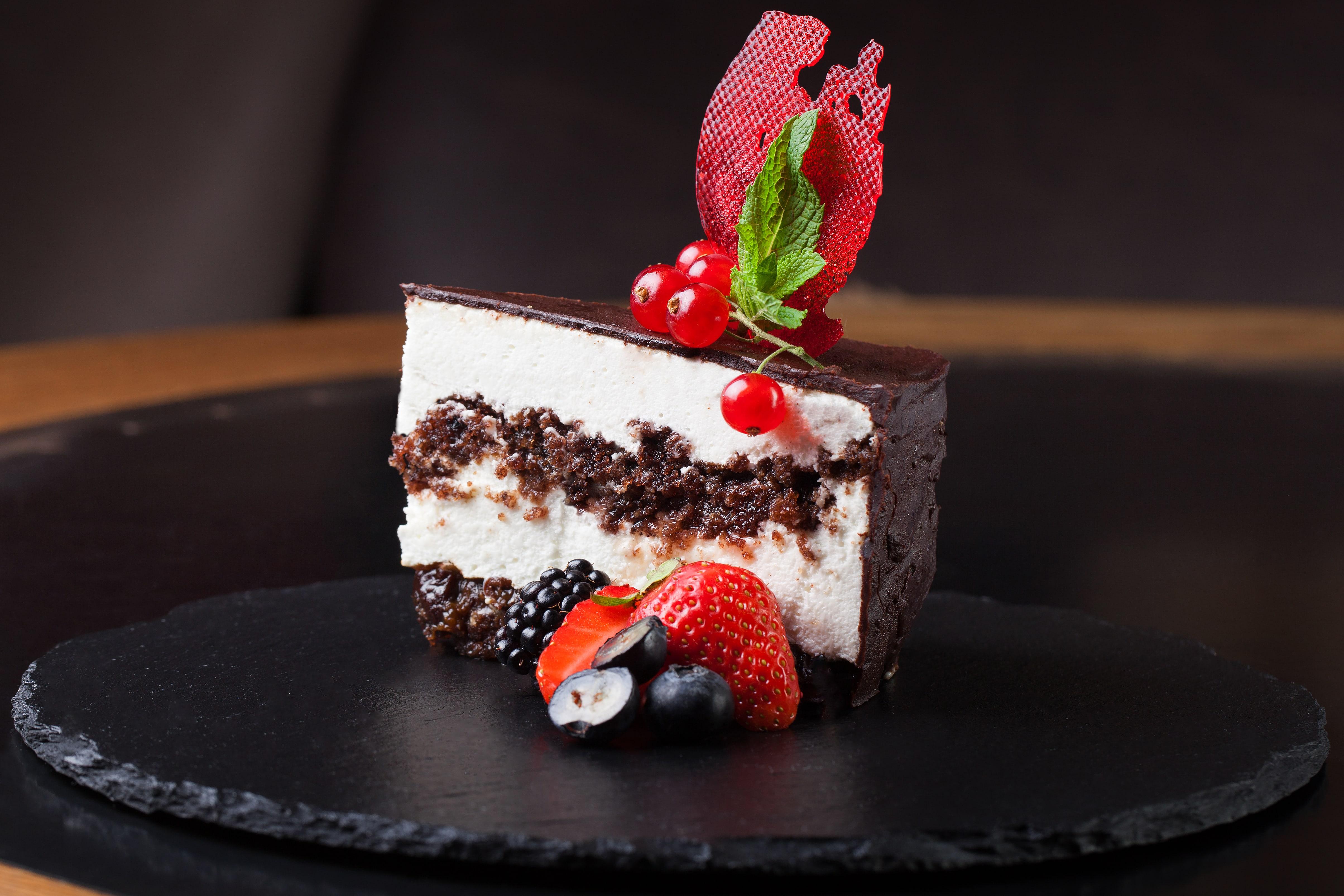 Торт Брянская слива