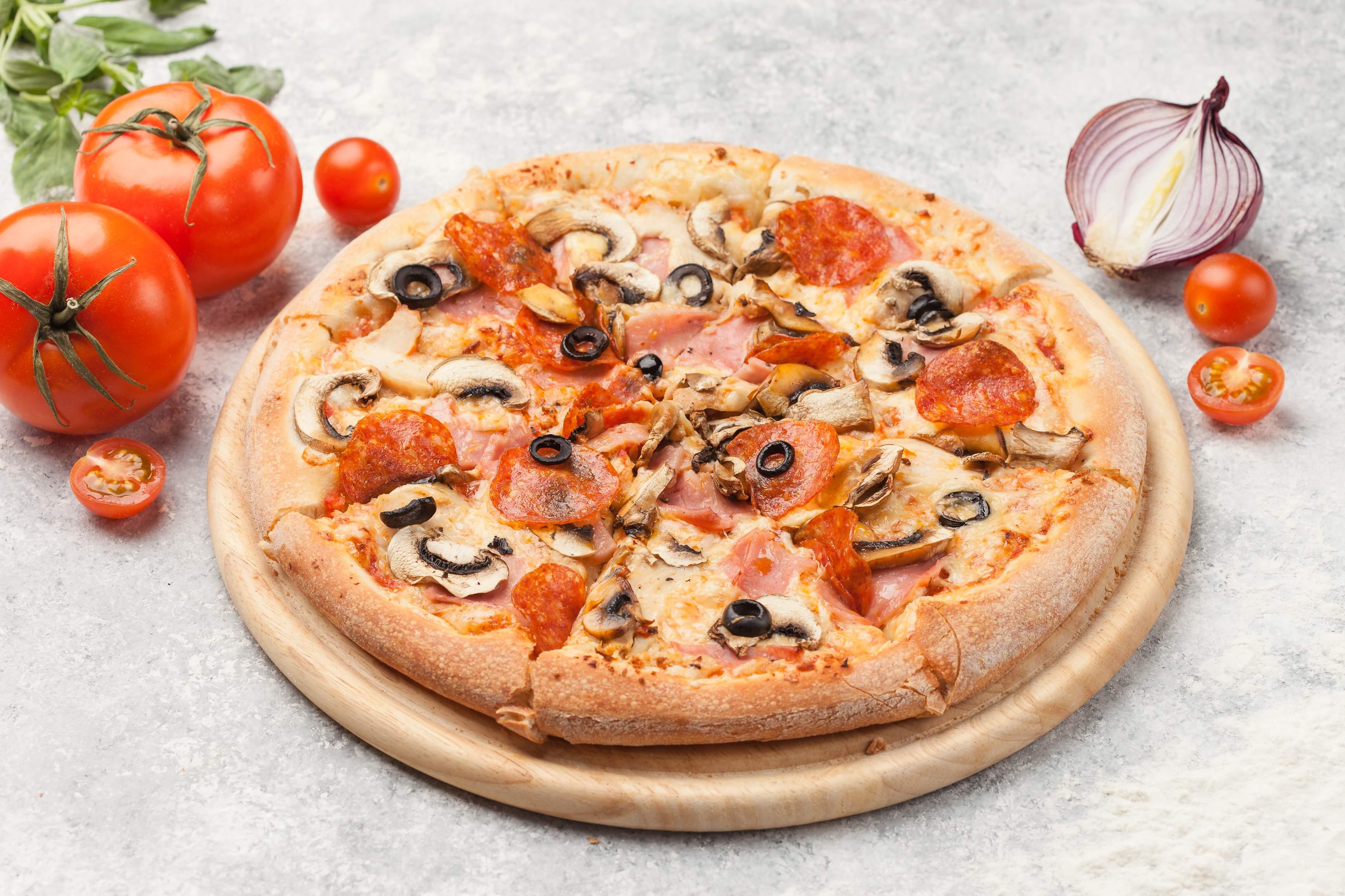 Пицца Сан Франциско