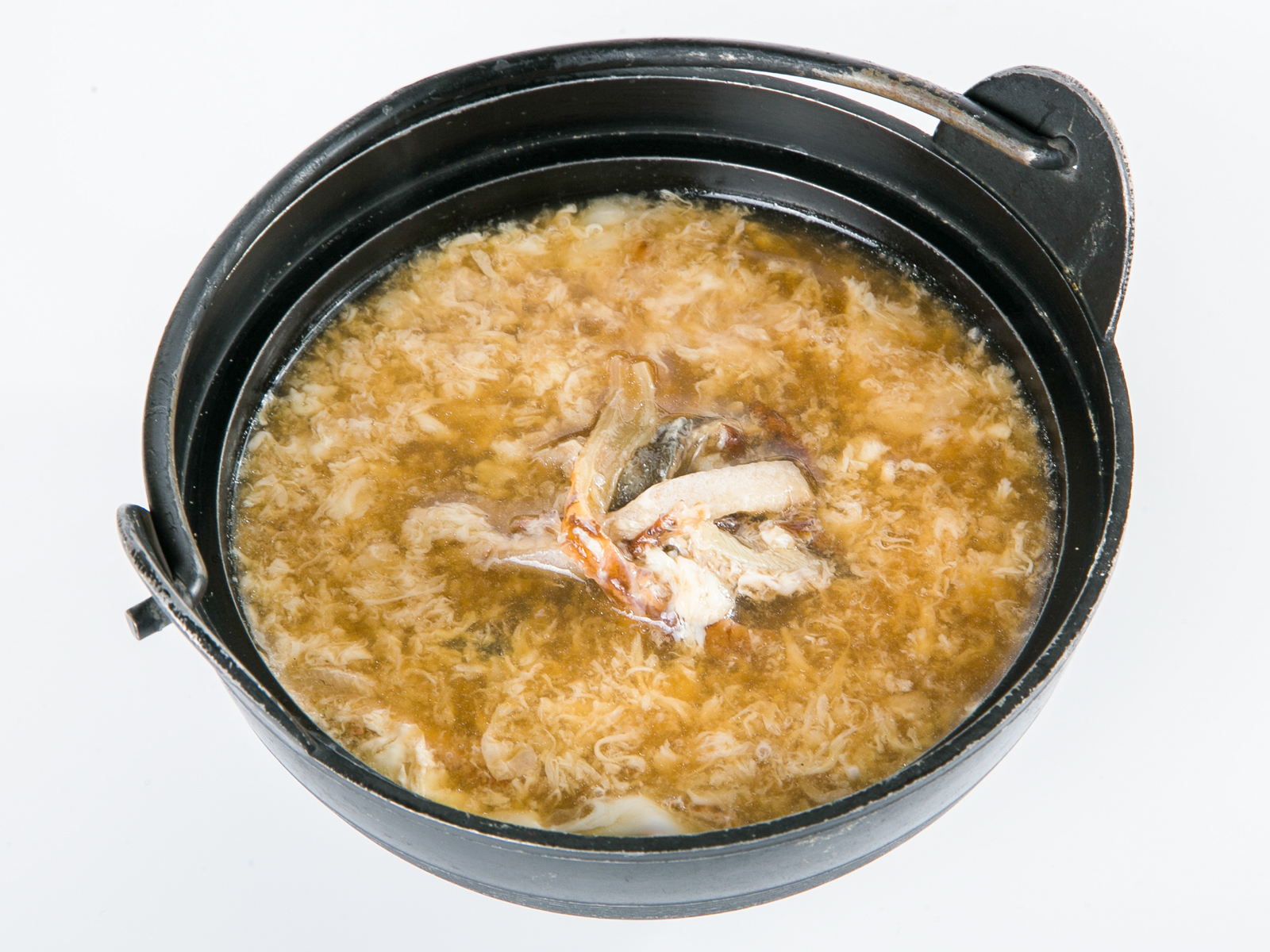 Сладкий суп с угрем
