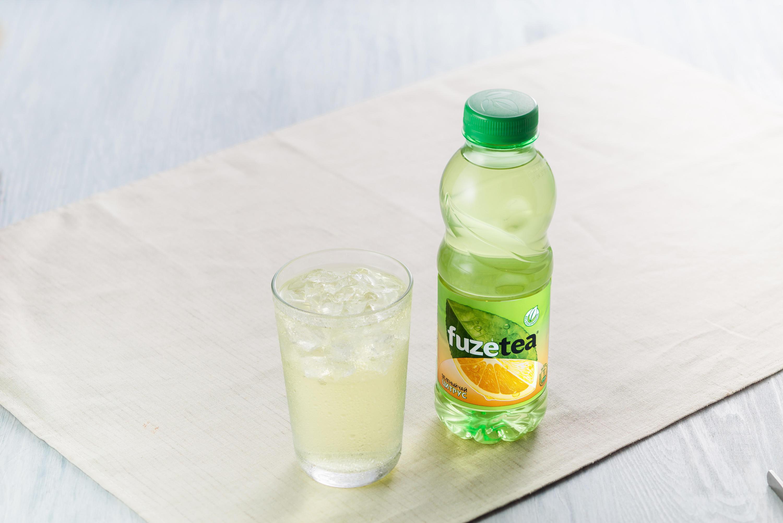 Чай Fuzetea зеленый цитрус