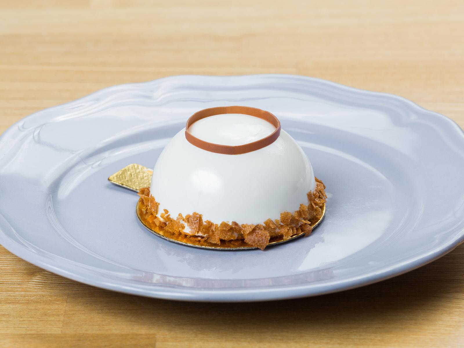 Пирожное Белый шоколад