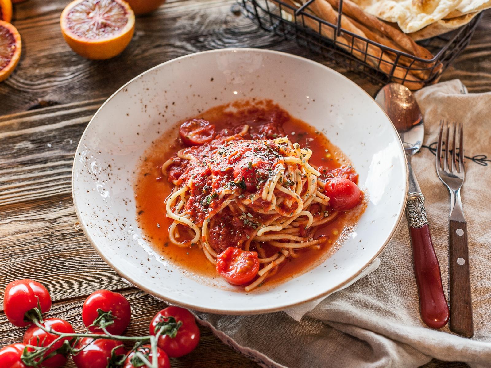 Спагетти аль Помодоро