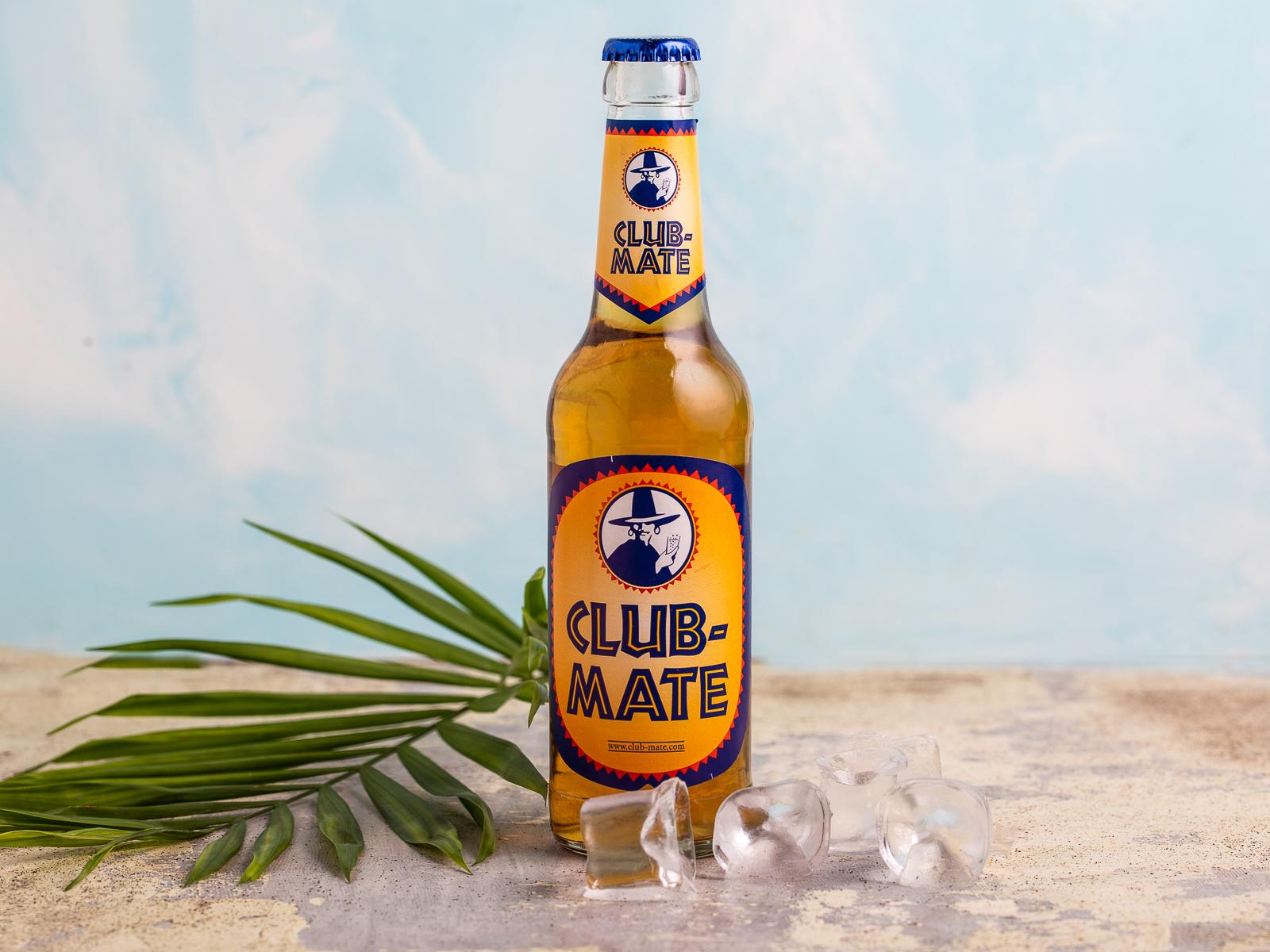 Лимонад Club mate
