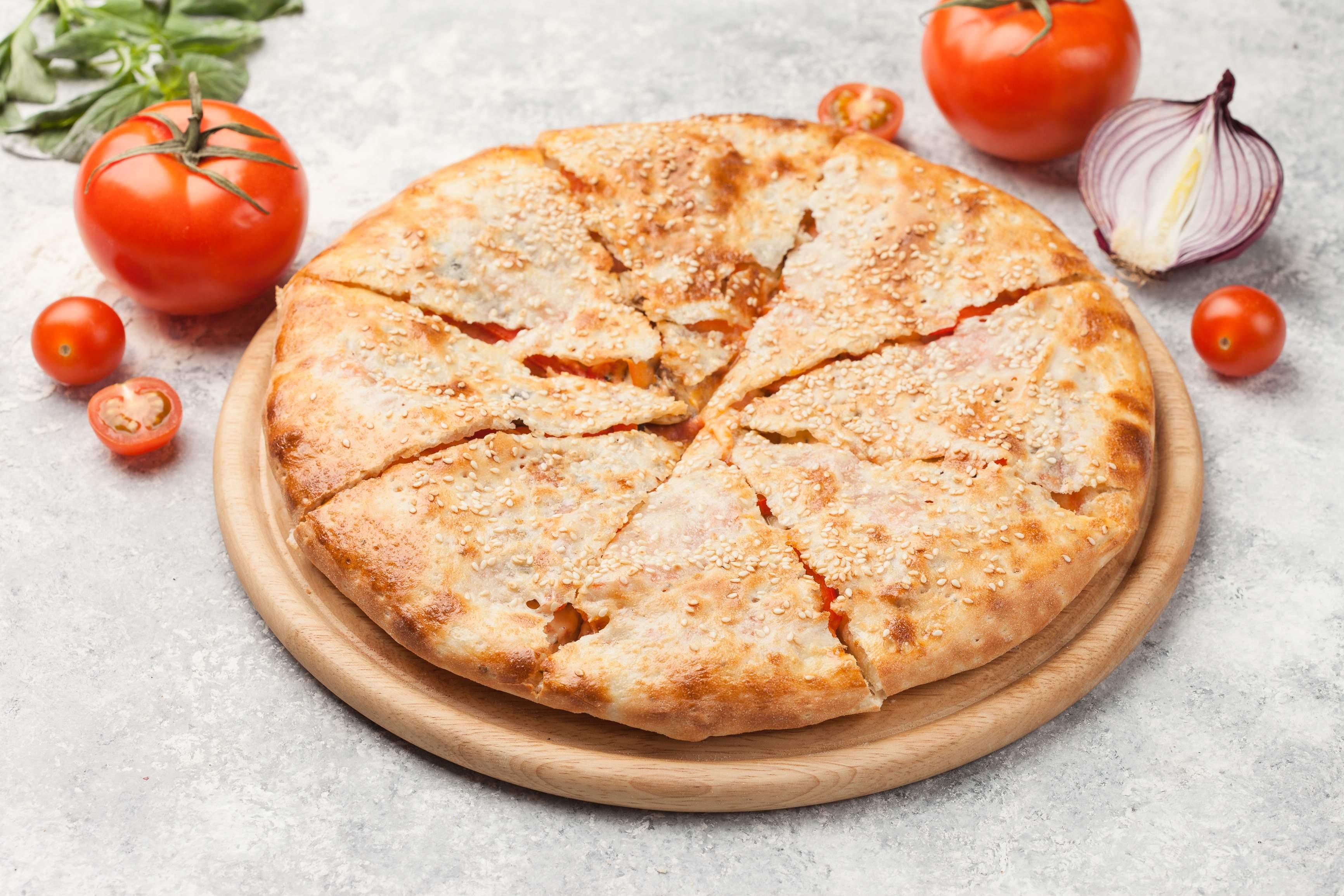 Пицца закрытая