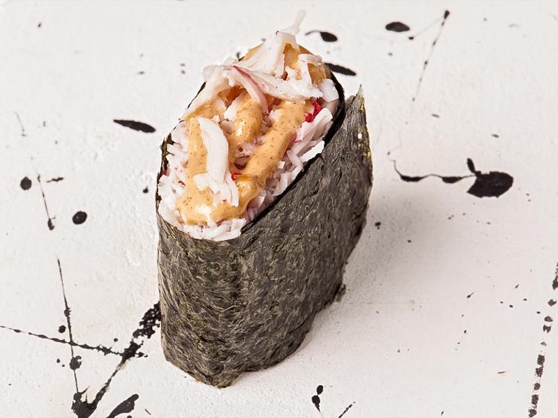 Спайси суши Краб