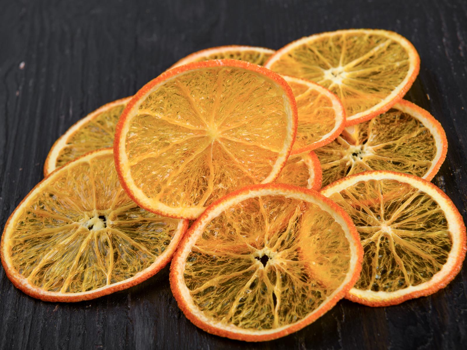 Чипсы апельсиновые