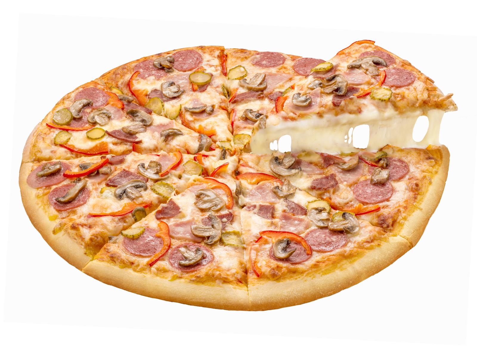 Пицца Гарвард