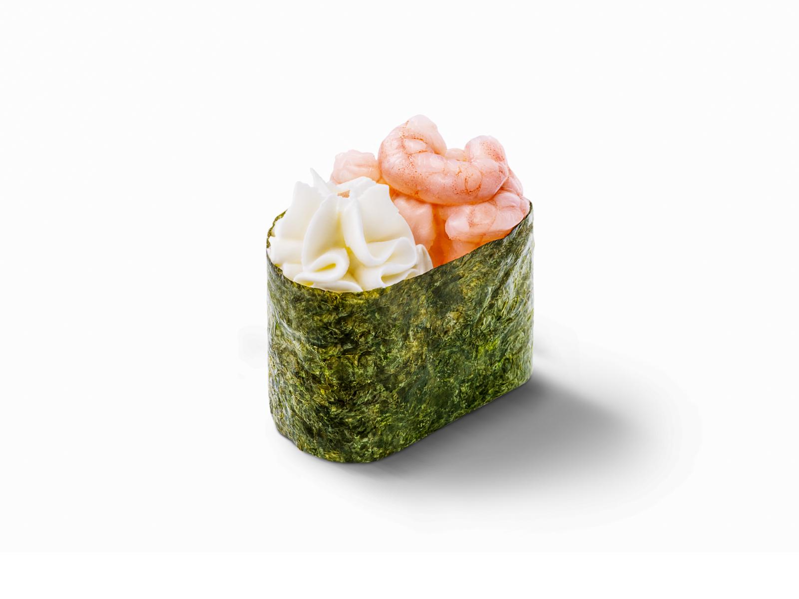 Суши Крем-креветка