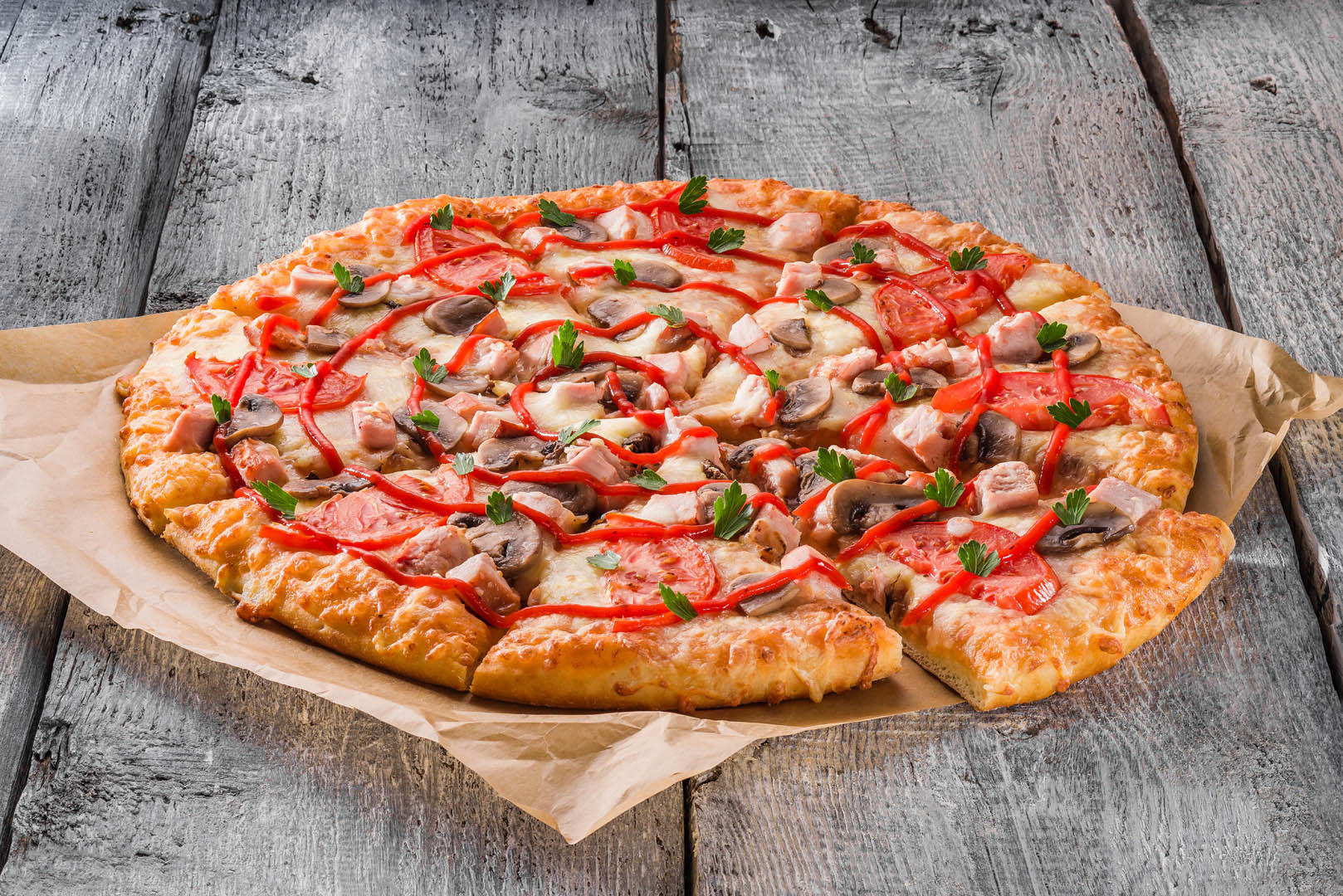 Пицца Фридей
