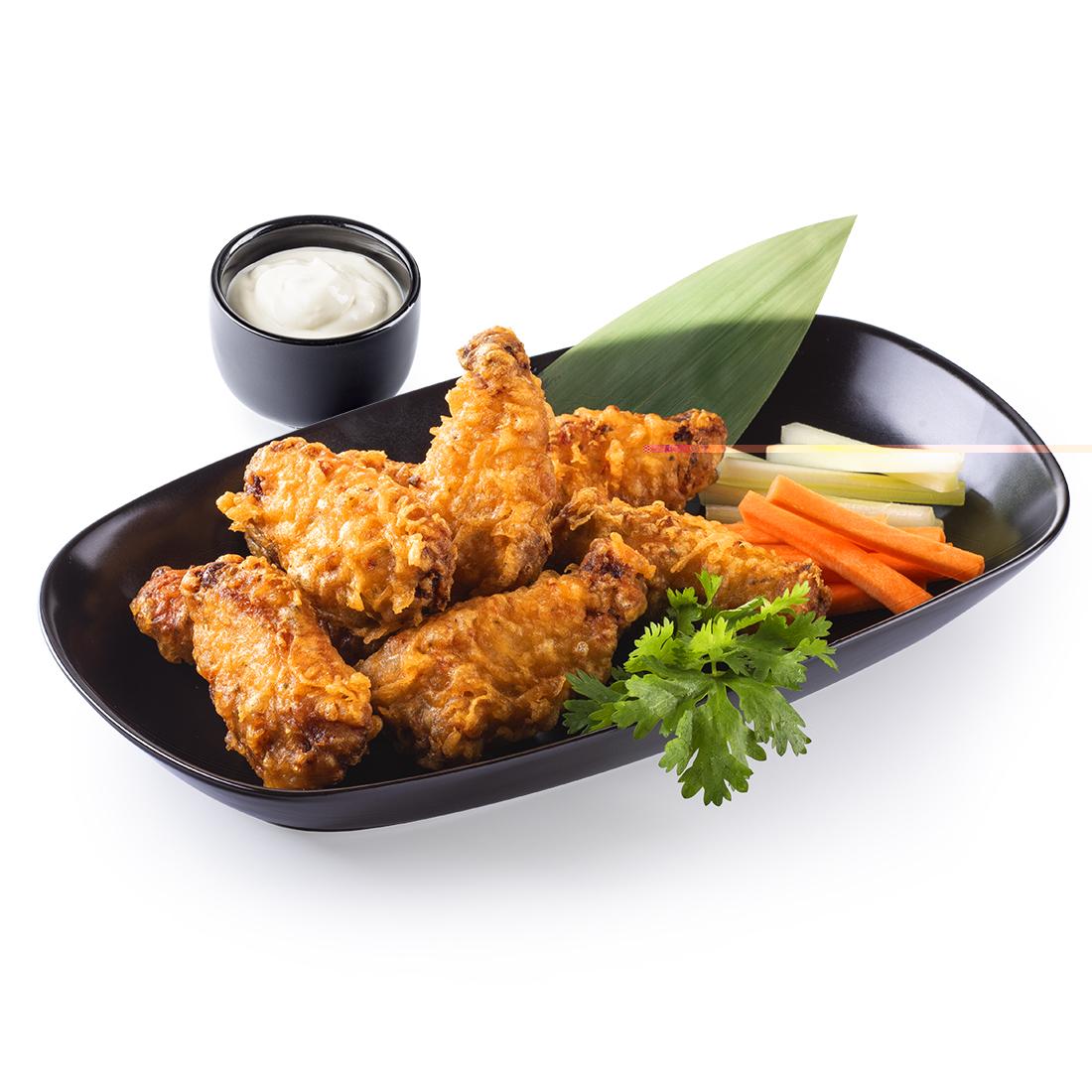 Пикантные крылья по-тайски