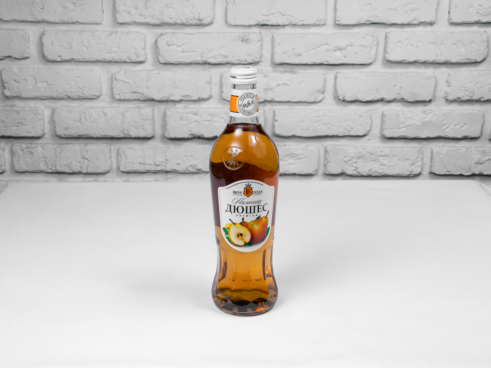 Лимонад бутылочный в ассортименте